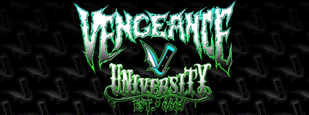 VENGEANCE UNIVERSITY LOGO